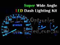 Blue T10 194 168 6-LED Dash Kit For Nissan 300ZX Z32 Fairlady Z