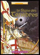 CHRONIQUES DE LA LUNE NOIRE (Les) Tome 1  LEDROIT / FROIDEVAL  Ed. ZENDA   EO