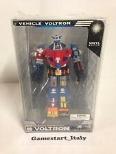 TOYNAMI VOLTRON VEHICLE VINYL COLLECTION 03 NUOVO NEW ROBOT ACTION FIGURE
