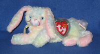 TY COTTONBALL the BUNNY  BEANIE BABY - MINT RETIRED