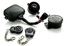 HAWK X-60 MOTORCYCLE TALKING ALARM & IMMOBILISER + 2 ZONE TILT SENSOR PRO UNIT