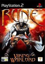 Ps2-Playstation 2-Rune Viking Warlord (Nuevo)
