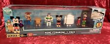 DISNEY CROSSY ROAD - Mini Figurine 7 Pack - Series I - BRAND NEW