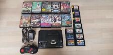 Sega Mega Drive + 20 Spiele + Controller + Kabel