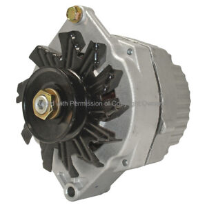 Remanufactured Alternator  Quality-Built  7127103