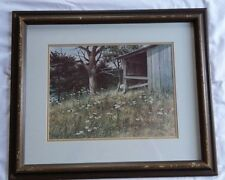 """Don Ringstrom Signed & Professionally Framed Print """"DAISIES""""  607/1000"""