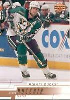 2000-01 Upper Deck Hockey Card #s 1-250 (A3961) - You Pick - 10+ FREE SHIP