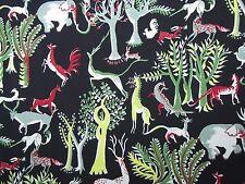 "Pierre Frey rideau tissu design ""ZOO"" 4.1 Mètres Vincent DARRE Design"