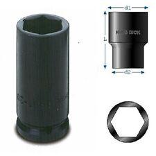 Impact Socket 3/4in - Deep - 27mm - King Dick Tools