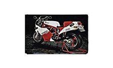 Ducati 750 F1 Santamonica Motorbike A4 photo Retro Bike