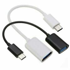 Type-C Male To USB 3.0 Female OTG Data Sync Converter Cable Adapter Micro U9T3