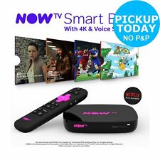 NOW TV Smart Box with 4K and Voice Search