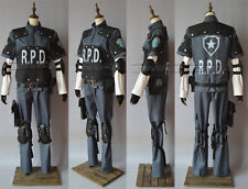 Biohazard Resident Evil 4 Leon S Kennedy RPD Spiel Game costume Kostüm Cosplay