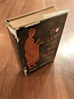 The Last of the Wine Mary Renault First Edition 1957