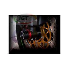 Gabel Sturzpads Triumph Daytona 675 + R Street Triple 675 Zweifarbig