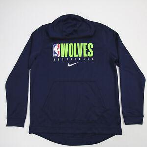 Minnesota Timberwolves Nike Sweatshirt Men's Navy New with Tags