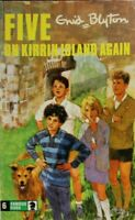 Five On Kirrin Island Again, Blyton, Enid, Very Good Book
