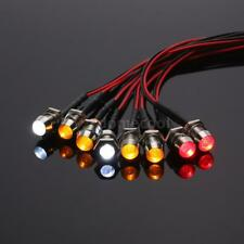 8 Light Bar Led Light Kit For 1/10 1/8 Scale Jeep Traxxas Redcat RC4WD P2X8