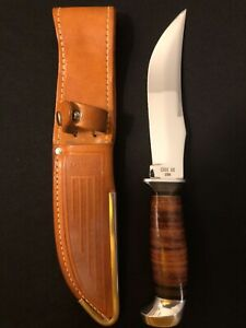 CASE XX 323-5 Hunting Knife -Vtg Collection -1965-1969 -EXCEPTIONAL CONDITION