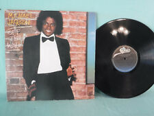 Michael Jackson, Off The Wall, Epic Records FE 35745, 1979 Funk/Soul, Pop, Disco