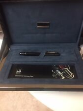 """ALFRED DUNHILL FOUNTAIN PEN """"LIMOUSETTE"""" LIMITED EDITION ... NEW !!!"""