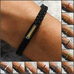 Handmade Blessed Thai Buddhist Wristband Woven Adjustable Friendship Bracelet UK