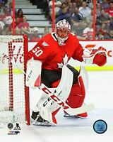 """Corey Crawford Team Canada World Cup of Hockey Action Photo (Size: 8"""" x 10"""")"""