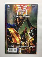 Multiversity #1  Dc Comic Book