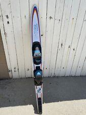 Vintage JOBE ELIMINATOR Graphite Water Ski 58 inches