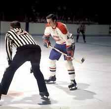 Jean Beliveau Montreal Canadiens 8x10 Photo