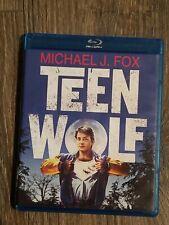Teen Wolf (Blu-ray Disc, 2011) (box #9)