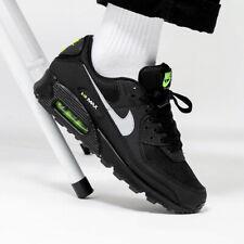 Nike Air Max 90 Black Volt Light Smoke Grey scarpe uomo CV1634-001 nero 41 42 43