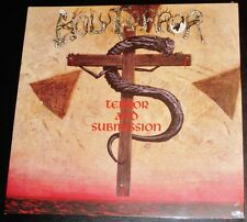 Holy Terror: Terror And Submission LP Vinyl Record 2008 Back On Black UK NEW
