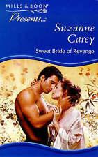 Good, Sweet Bride of Revenge (Presents), Carey, Suzanne, Book