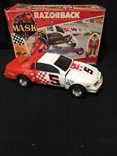 M.A.S.K. Razorback Vintage Toy