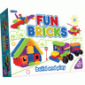 John Adams Fun Bricks Build and Play - 100 pieces - For ages 18 months and over