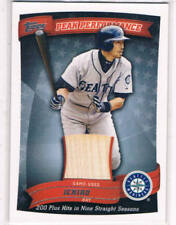 Topps Not Authenticated 2010 Season Baseball Cards