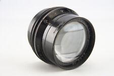 Eastman Kodak No 3072 Projection Anastigmat 7 1/2'' 180mm f/4.5 Barrel Lens V09