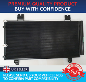 CONDENSER AIR CON RADIATOR TO FIT LEXUS IS 250 MK2 2005 TO 2013