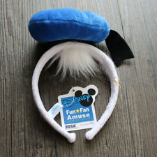 Disney Donald Duck Character Headband With Hat OSFM Festival Costume GIft
