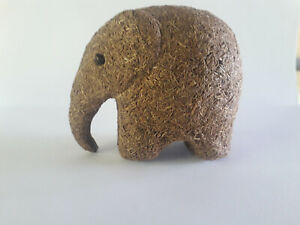 1pac Handmade ELEPHANT Dung Eco products.Gift and Home decorating crafts