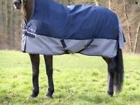 6'6 Equi-theme Tyrex Middleweight 150 Gram High Neck Turnout Rug