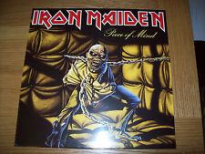 Iron Maiden - Piece of Mind Brand New Sealed 180 Gram Vinyl LP