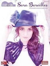 Sara Bareilles: Strum & Sing, New, Sara Bareilles Book