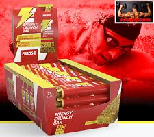 25 x 40 Gr Barres Énergétiques Endurance Prozis Énergétique Croquer sans Gluten