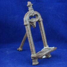 Architectural Detail Cast Iron Easel - Small
