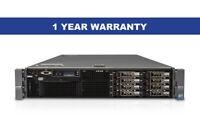Dell PowerEdge R710 2x X5670 2.93GHz 12-CORE 96GB DDR3 Perc6i RAID  4x 500GB 10K