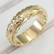 Elegant 925 Silver,Gold,Rose Gold Wedding Rings Jewelry for Women Size 6-12