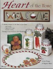 🎨Heart of the Home Decorative Tole Painting Instruction Book