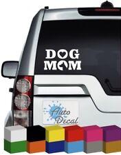 Dog Mom Vinyl Car, Van, 4x4 Decal / Sticker / Graphic